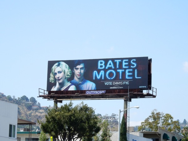Bates Motel Emmy 2015 billboard