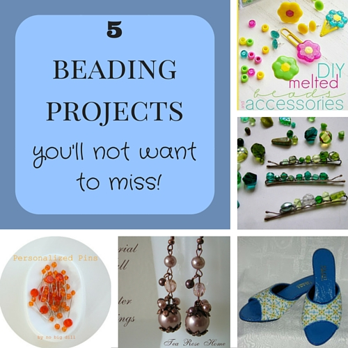 5 beading projects you'll not want to miss, abc crafts
