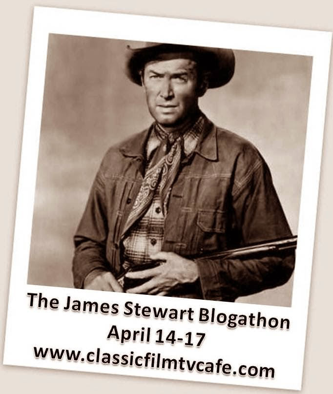 Rick at Classic Film TV Cafe is hosting a James Stewart Blogathon in April