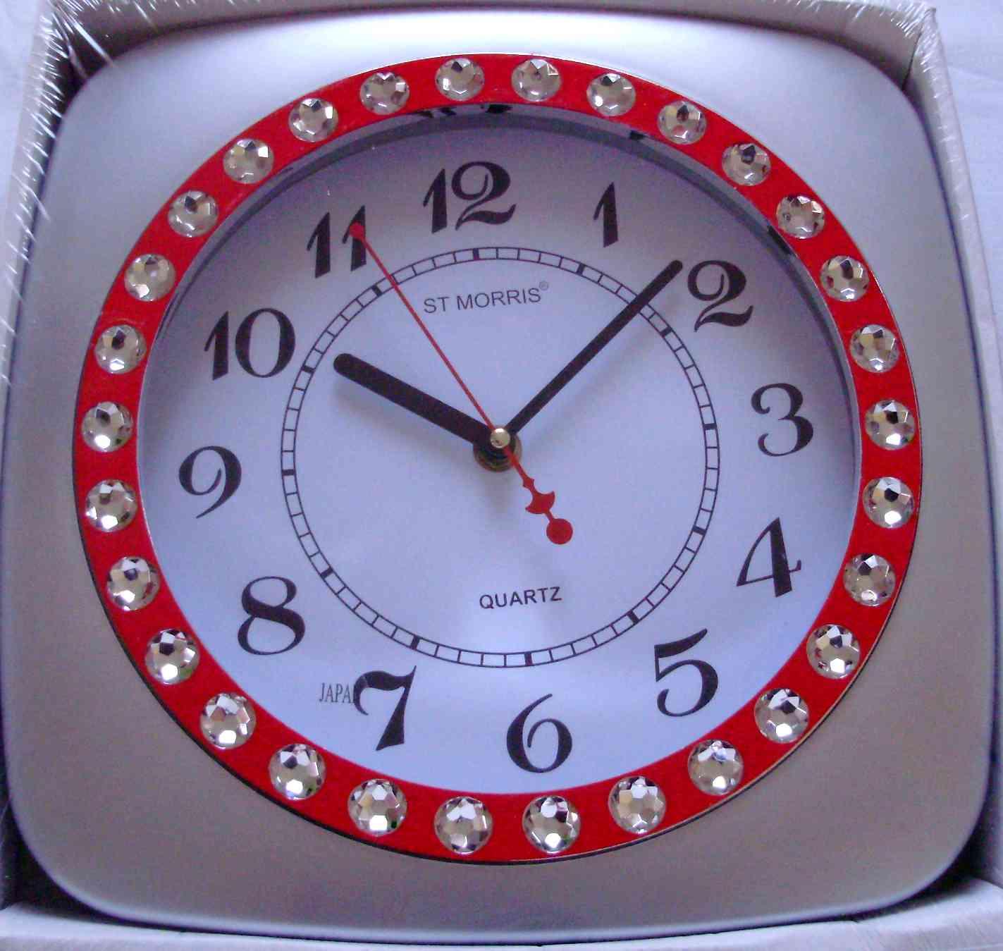 Comercial rodkar reloj de pared - Reloj de pared diseno ...