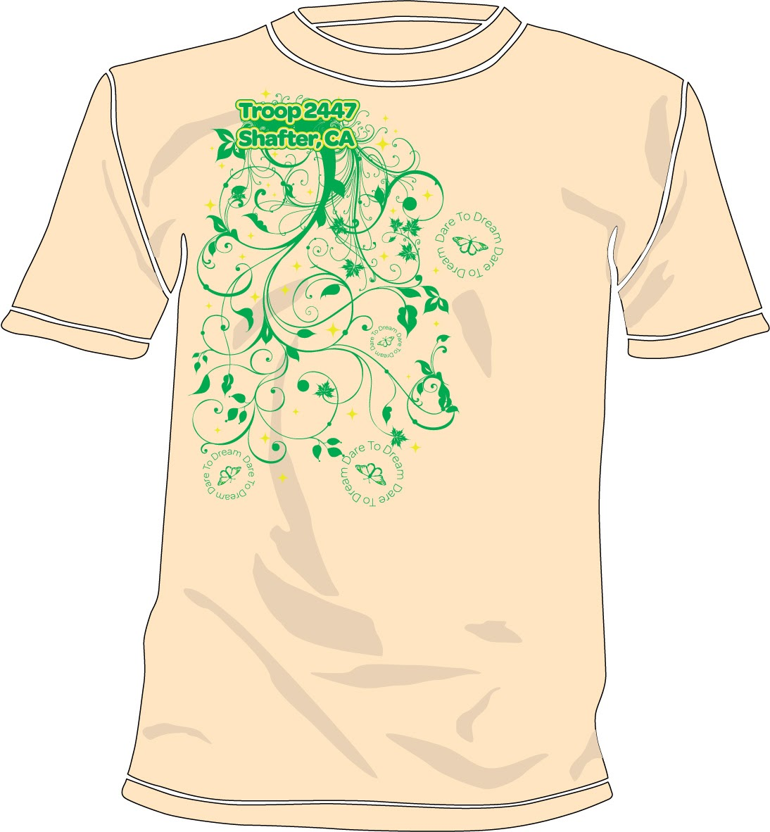 Girl Scout T Shirt Design Ideas The Price Is Very Inexpensive 10 Per Shirt