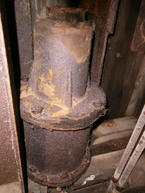 Master brake cylinder of 53.