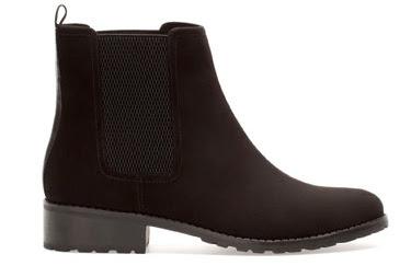 un must para este otoño-invierno los botines negros