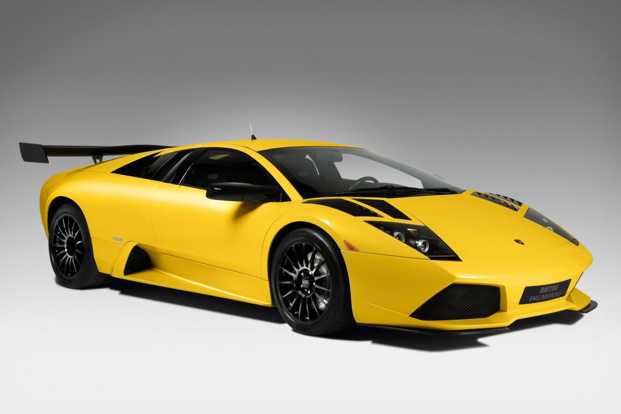 ... on board for the development of the Lamborghini Murcielago R-GT racecar.