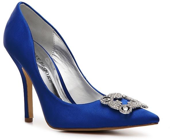 manolo blahnik blue shoes dupe