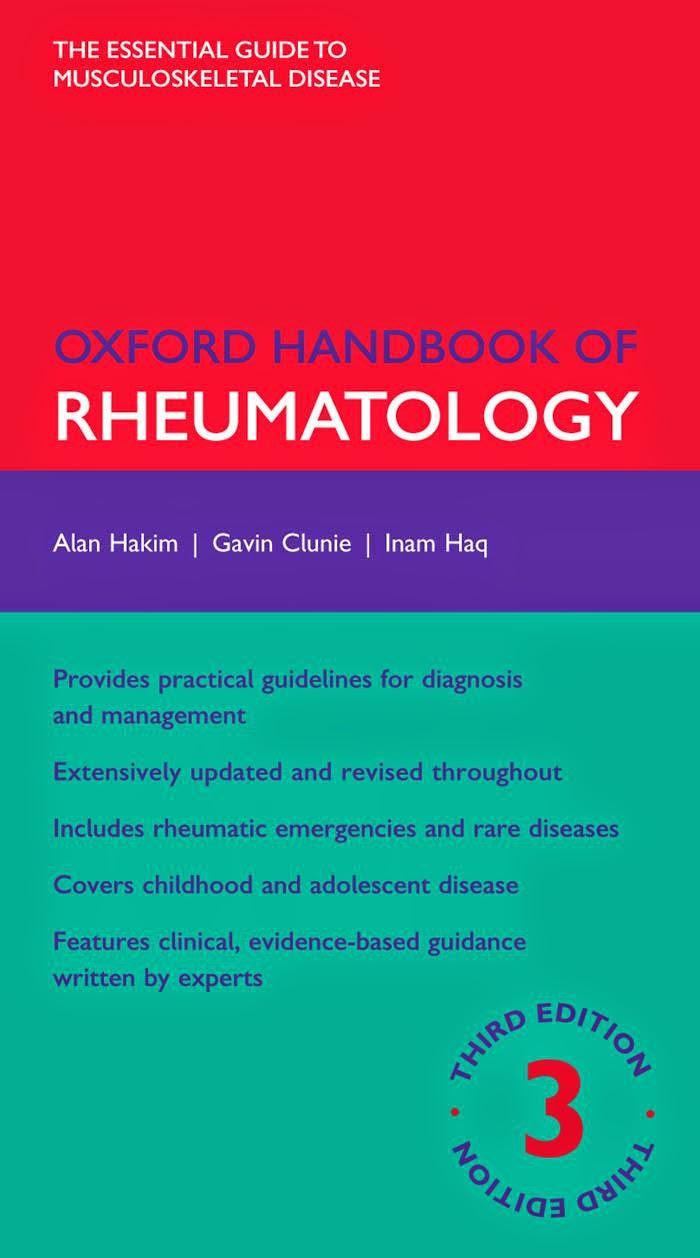 11 Best Rheumatology Books PDF images