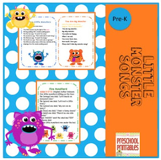 https://www.teacherspayteachers.com/Product/Little-Monster-Songs-2084154