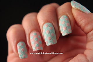 barry m kingsland road ridley road textured nail effects