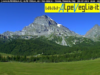 Webcam Alpe Veglia Alpe Devero