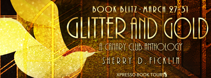 Of Glitter and Gold Book Blitz