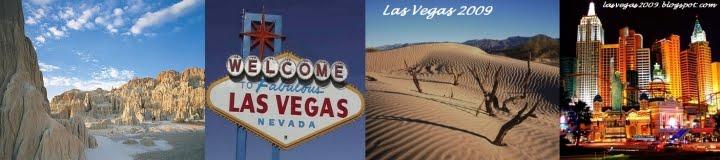 Las Vegas en omgeving mei 2009