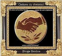 CADENA DE AMISTAD BLOGS UNIDOS