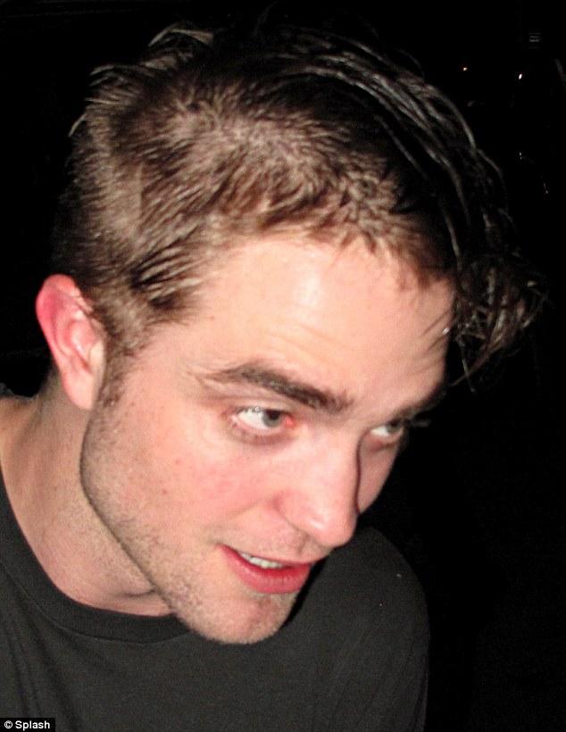 edward cullen's hair