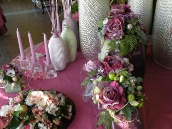Consigli di mary sol per te e per la tua casa decorazioni - Decorazioni fiori finti ...