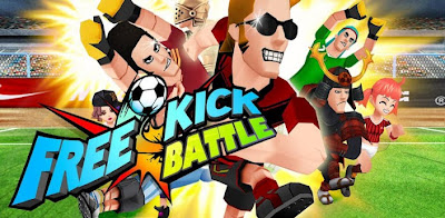 Freekick Battle Apk Game v1.0.1 (Free Shopping/Offline) Free