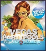 Las Vegas Daylife Pool Party Dayclubs