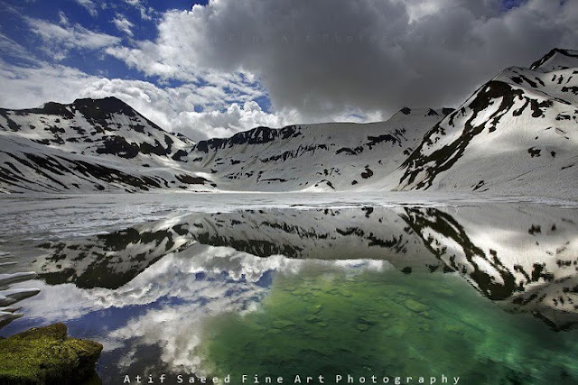 Dudipatsar Lake, Upper Kaghan Valley