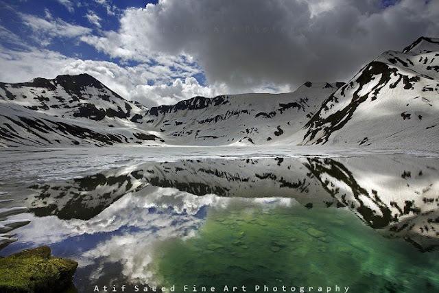 Dudipatsar Lake, Upper Kaghan Valley