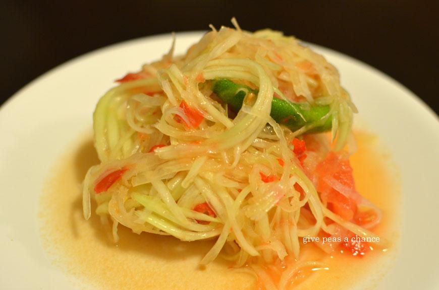 Mango And Papaya Salad Recipes — Dishmaps