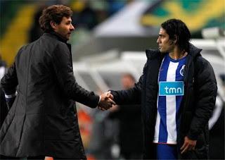 Falcao Podría jugar en el Chelsea de Inglaterra