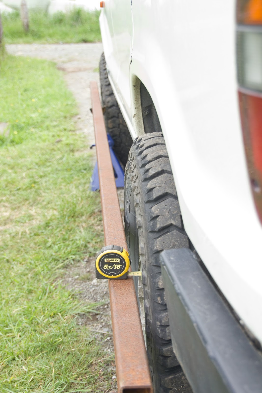 diy 4x4 wheel alignment