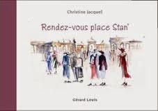 """Mon livre """"Rendez-vous place Stan"""""""