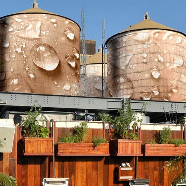 The Water Tank Project in New York for Global Water Crisis