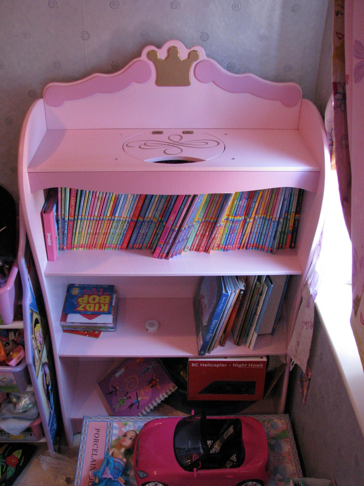 Kids Bedroom For Sale KidKraft Princess Bookcase