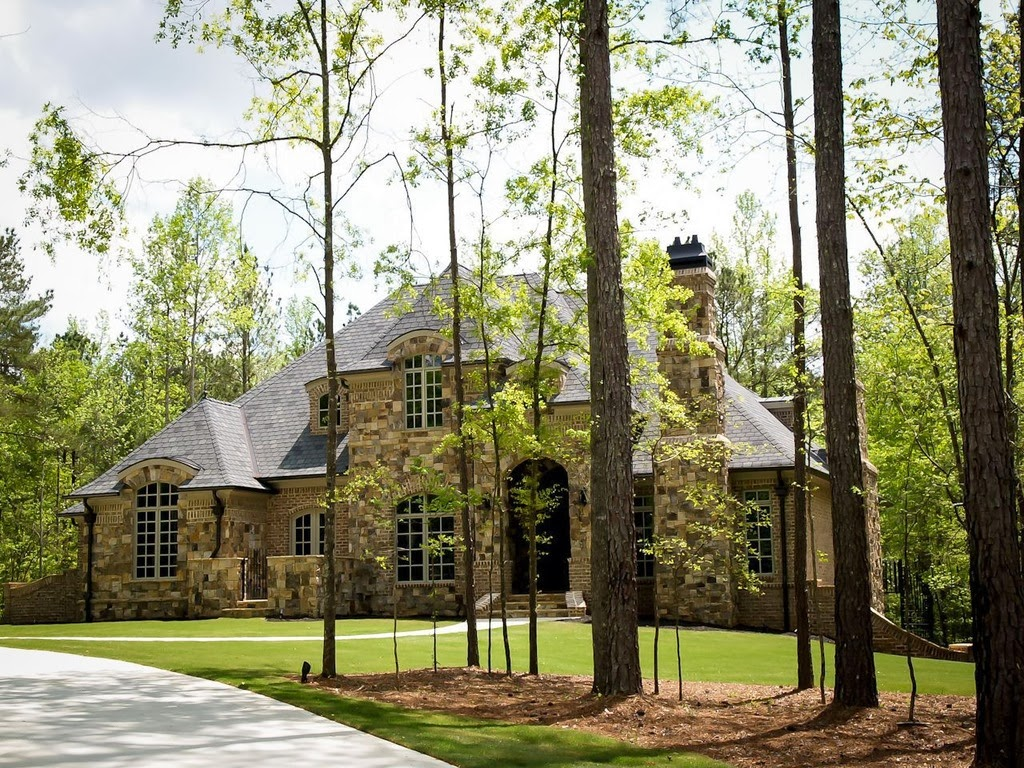 majestic woodbridge home designs. The Chateau at Woodbridge Place A Gorgeous  One of Its Kind French styled Estate in Rural