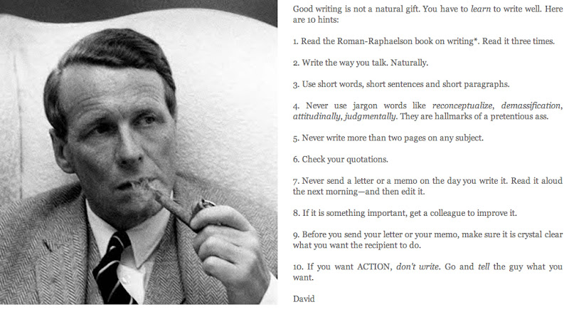 how to write - ogilvy