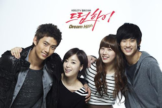 koleksi foto pemain dream high