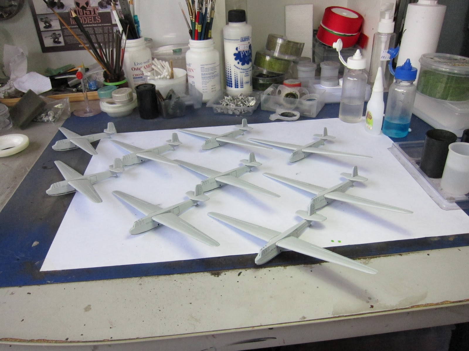 how to turn gloss varnish into matt
