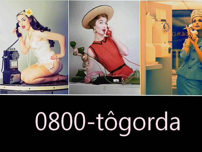 Disque: 0800-tôgorda