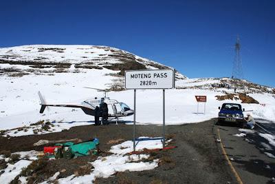 Passagem Moteng – Lesoto