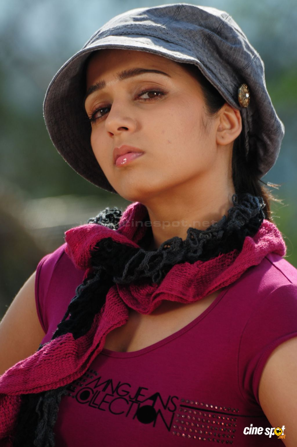 Cinecorner Telugu Actress Charmi Wallpapers