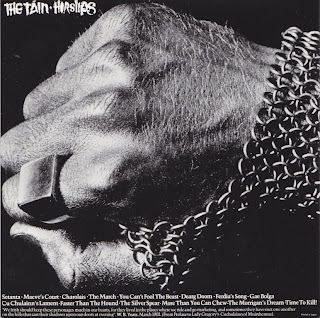 HORSLIPS - THE TAIN (OATS 1973) Jap mastering cardboard sleeve