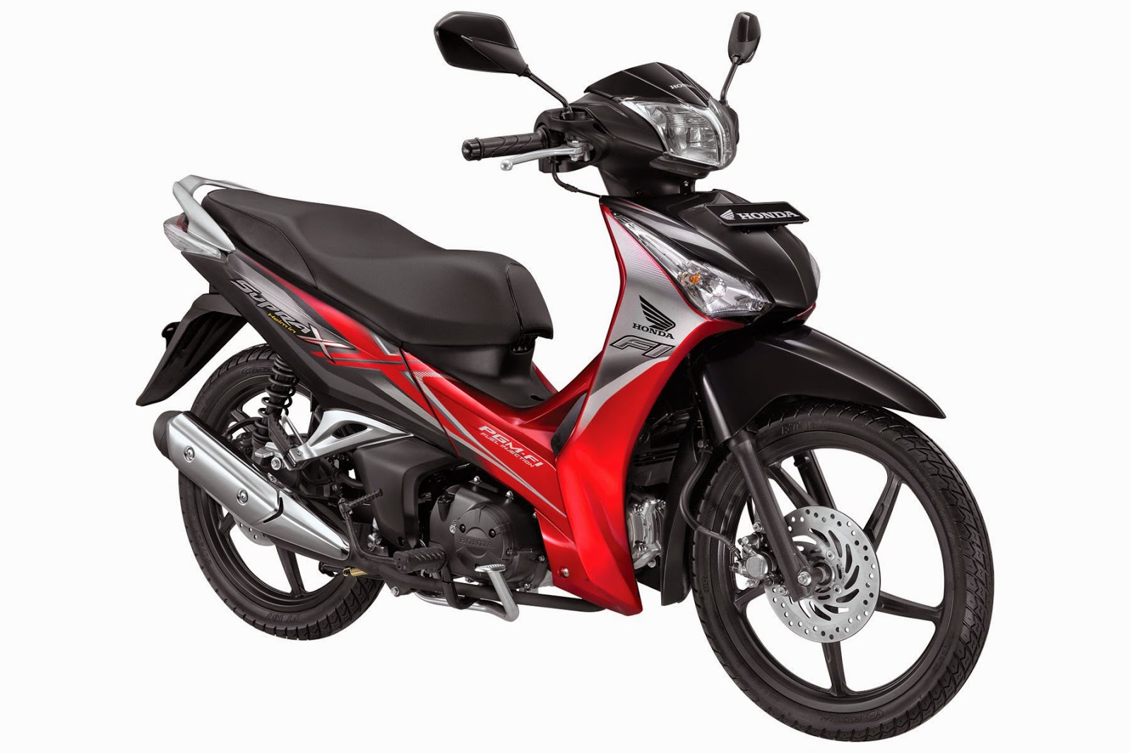 Harga Motor Honda Supra X Bekas Dijual