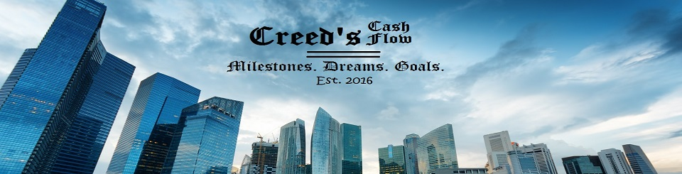 Creed's Cash Flow