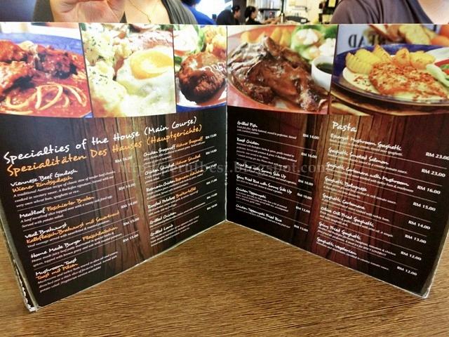 the ruthless eater backofen @ desa sri hartamas ~ Backofen Restaurant Sri Hartamas