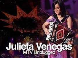 JULIETA VENEGAS - MTV