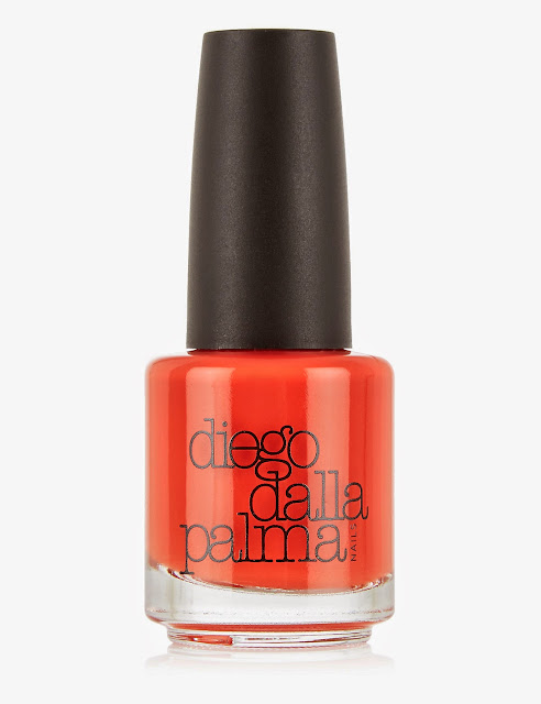 orange nail polish, best orange nail polish,