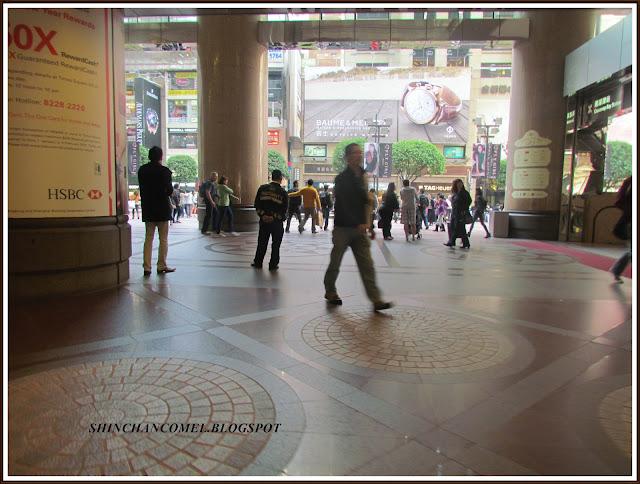 bercuti ke travel to hong kong tips times square causeway bay