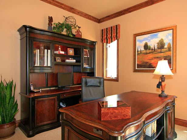 Best Home Office Interior Design Of Traditional And Contemporary