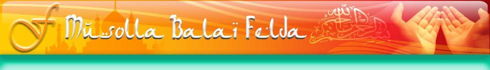 Musolla Balai Felda
