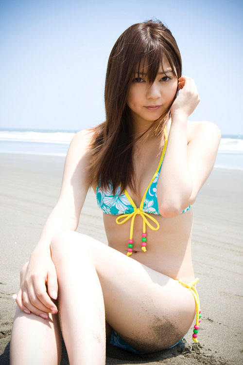 Japanese Celeb Model Haga Yuria