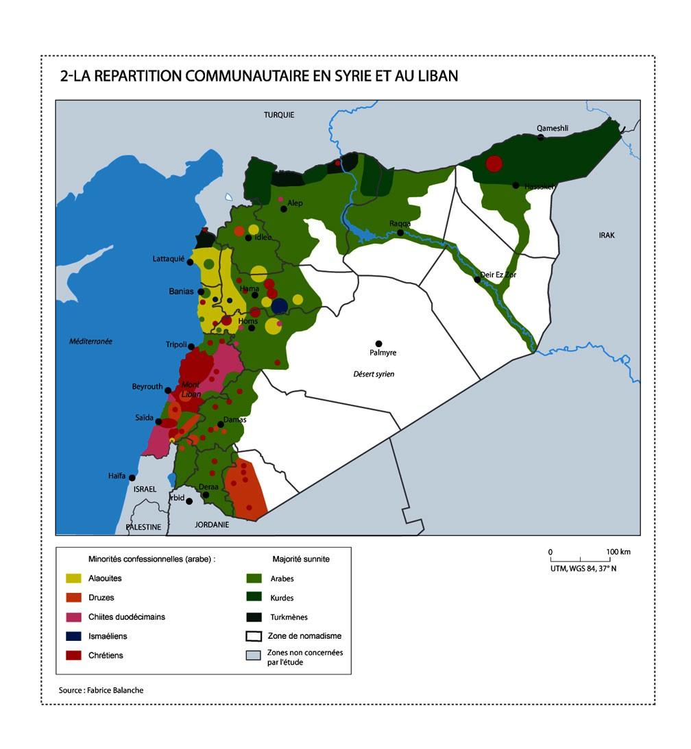 arthur zbygniew syria lebanon ethno religious map