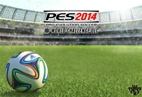 Konami anuncia DLC World Challenge para Pes 2014