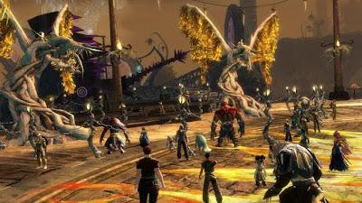 Guild Wars 2 Trailer