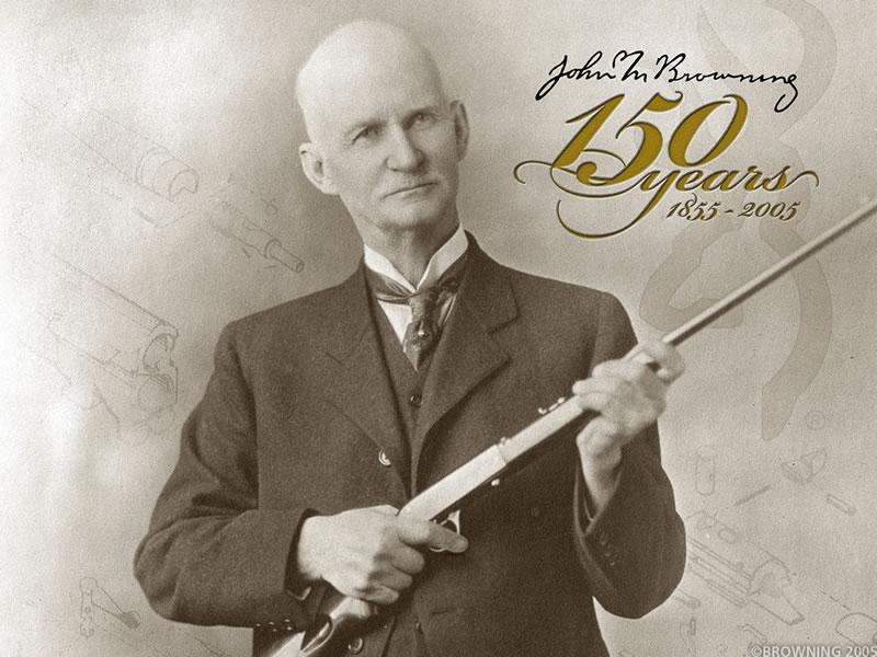John Browning Net Worth