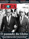 O Dono das Org. Globo e Lambe botas Roberto Marinho de braços dados com Ditador Gen. Figueredo